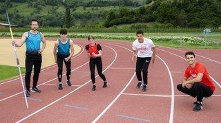 Athlétisme: les Valaisans sont nombreux à vouloir se qualifier pour une compétition internationale