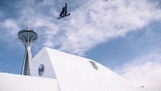 Les stars du freestyle à Crans-Montana dans le cadre des Audi Nines