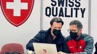Hockey: l'Anniviard Benoît Pont accompagne la Suisse aux Mondiaux depuis onze ans