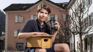 Val de Bagnes: Jolan, 14 ans, s'engage pour les hirondelles et les martinets, la commune le soutient