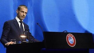 Super League: après le retrait des clubs anglais, le président de l'UEFA veut «rebâtir l'unité»