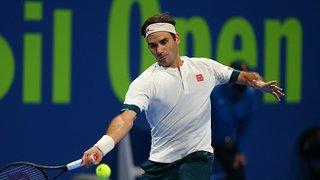 Tennis: Federer jouera le Geneva Open!