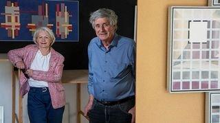 Sion: un artiste vend ses œuvres pour SOS Enfants de chez nous