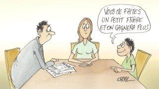 Les allocations familiales vont augmenter en Valais