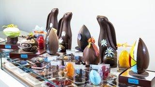 Pour se remonter le moral, les Valaisans se ruent sur le chocolat