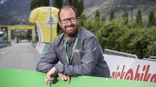 Cyclisme: Dominique Morard, le bénévolat lui a permis de trouver sa voie professionnelle