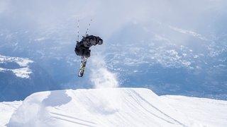 En Valais, le freestyle décolle