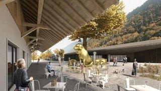 Martigny: le parc thématique Barryland verra le jour d'ici à 2025