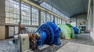 Ernen-Mörel: accord signé pour le retour de concession de l'aménagement hydroélectrique