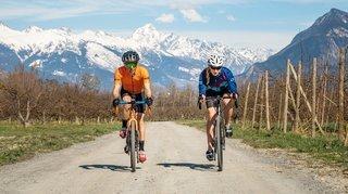 Cyclisme: une nouvelle cyclosportive empruntera, en Valais, des routes en terre battue
