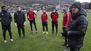 Cédric Strahm, entraîneur du FC Monthey: «Pourquoi ne pas créer un réel exploit?»