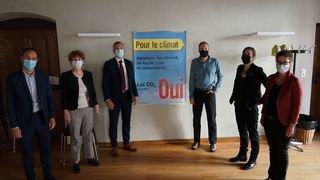 Loi CO2: un comité valaisan inédit réuni pour le oui