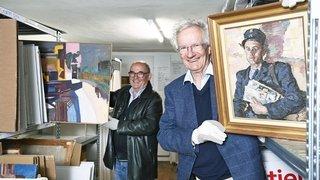 Soixante artistes oubliés mis en valeur à Saint-Maurice