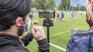 Football: comment Martigny et Collombey-Muraz ont misé sur les matchs en direct pour les juniors