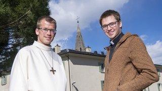 Saillon: Simon et Valentin Roduit, deux frères, deviendront prêtres le même jour