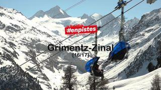 Lancement #enpistes Grimentz-Zinal | 03.04.2021