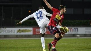 Football: Kreshnik Hajrizi s'ouvre les portes de la Super League sous le maillot du FC Chiasso
