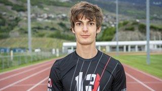 Athlétisme: le Valaisan Valentin Imsand tutoie les 2 mètres à la hauteur