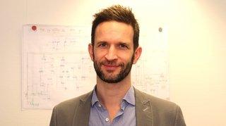 Julien Bétrisey, nouveau directeur de Sinergy à Martigny