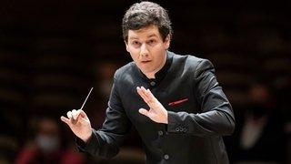 Musique classique: un chef d'orchestre sédunois brille à Zurich