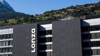 Coronavirus: à Viège, Lonza va vacciner intra-muros ses employés et leurs familles
