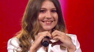 «The Voice Kids Portugal»: pas de finale pour la Valaisanne Madalena Fernandes