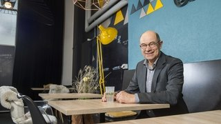 Mads Olesen: «Quand on cuisine, il y a tout l'amour de l'autre»