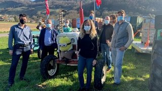 Initiatives phytos: les agriculteurs de la plaine du Rhône ne veulent pas du sacrifice des produits locaux