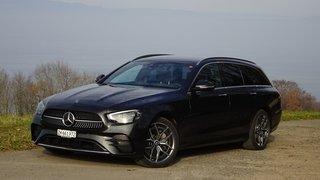 Automobile: grande routière cinq étoiles