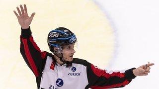 Hockey: le Valaisan Michael Tscherrig arbitrera lors des prochains Mondiaux du groupe A