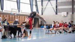 En Valais, après plus d'une année d'arrêt, les concours de gymnastique reprennent