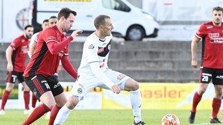 Coupe de Suisse: battu par le FC Lugano, Monthey a regardé le pensionnaire de Super League dans les yeux