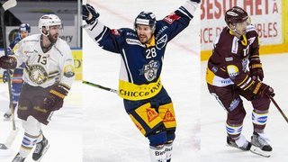 Hockey: qui de Zoug ou de Servette sera champion? L'analyse de Didier Massy et de Laurent Perroton