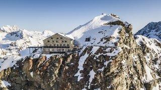 En haute montagne, les cabanes n'échappent pas à la traque du coronavirus