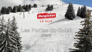 #enpistes aux Portes du Soleil | 27.03.2021