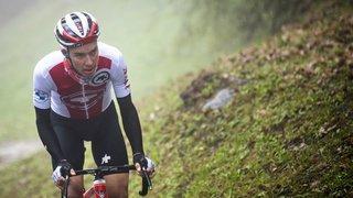 Cyclisme: «J'en ai pris plein les yeux et les oreilles», apprécie Simon Pellaud