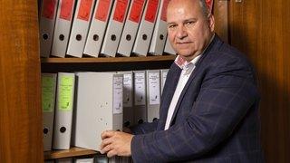 Claude Pottier quitte l'Etat du Valais pour assumer la direction du Centre suisse de la formation