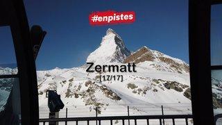 Lancement #enpistes Zermatt | 10.04.2021