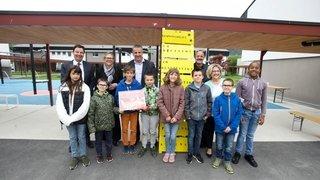 Sion: le prix Jeunesse au Parlement des enfants de Sainte-Agnès