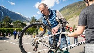 Les vélos des écoliers valaisans gratuitement contrôlés ce printemps