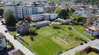 EMS à Martigny: le concours pour un nouveau Castel est lancé