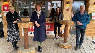 Vex: Thyon se dote d'une nouvelle structure touristique