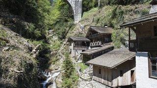 Valais: des moulins historiques ouvrent leurs portes au public