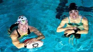 Triathlon: Emma Bilham et Joanna Ryter se jettent à l'eau à 5h30 à Grône