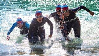Triathlon: des journées en Valais dédiées uniquement aux femmes