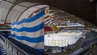 Hockey: les Valaisans tournent la page de la Valascia, une patinoire mythique en Suisse
