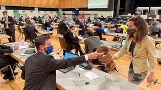 Huis clos au Grand Conseil valaisan: une procédure ouverte par Sébastien Fanti