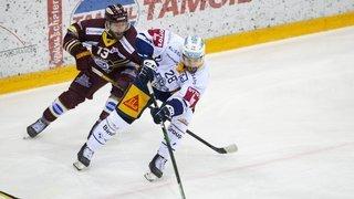 Hockey: le Genève-Servette HC de Jacquemet et Vouillamoz au pied du mur