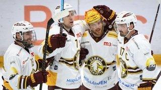Hockey: trois Valaisans rêvent encore du titre