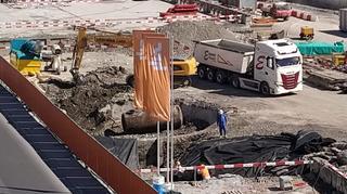 Sion: le quartier Cour de Gare doit être dépollué